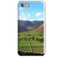 Langdale, Cumbria, UK iPhone Case/Skin