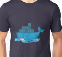 Docker Moby Whale Unisex T-Shirt