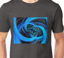 Fantasia Azul Unisex T-Shirt