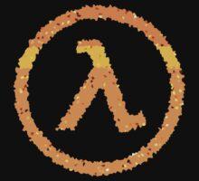 Half Life Lambda logo by Berkay Ayhan