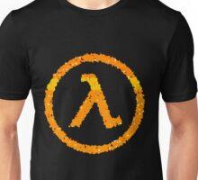Half Life Lambda logo Unisex T-Shirt