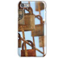 Padlock Love iPhone Case/Skin
