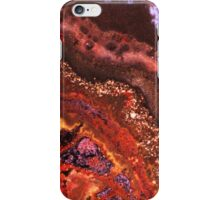 Ripples (Sarape Agate) iPhone Case/Skin