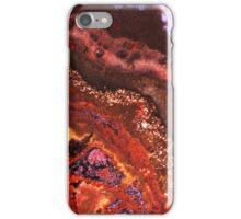 Ripples (Sarape Agate) iPhone Case/Skin