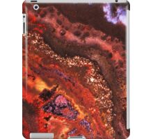 Ripples (Sarape Agate) iPad Case/Skin