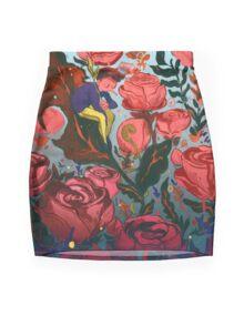 Take a Load Off  Mini Skirt