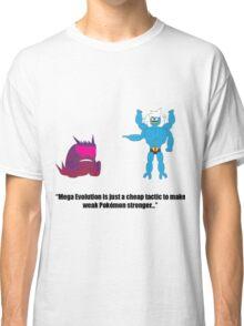 Crossover 1 - Pokemon Universe Classic T-Shirt
