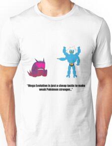 Crossover 1 - Pokemon Universe Unisex T-Shirt