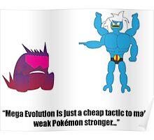Crossover 1 - Pokemon Universe Poster