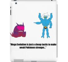 Crossover 1 - Pokemon Universe iPad Case/Skin