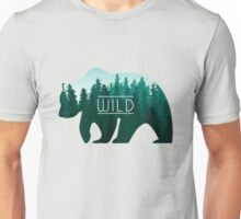 The Wild Spirit of the Forrest Unisex T-Shirt