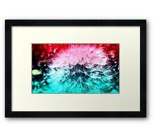 Cosmic Wishes Framed Print