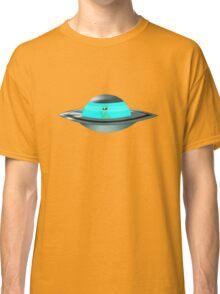 I Come In Peace- UFO Cartoon Classic T-Shirt