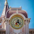 Mickey Mouse Clock by TonyCrehan