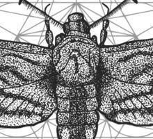 Metatron Moth Sticker