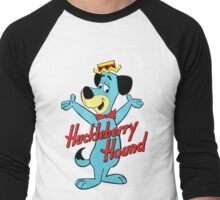 Huckleberry Hound Men's Baseball ¾ T-Shirt
