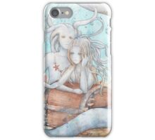 Hey sister! iPhone Case/Skin