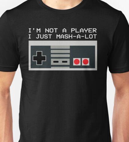 Not a Player Unisex T-Shirt