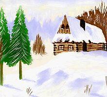 Winter by OlaG