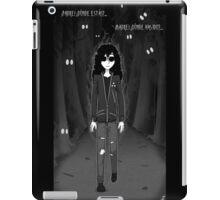 En El Silencio iPad Case/Skin