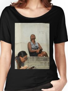 Noontime Sun Women's Relaxed Fit T-Shirt