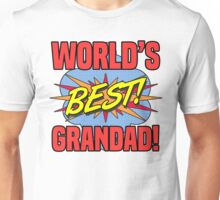 World's Best Grandad Unisex T-Shirt