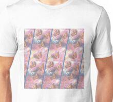 Two-Tone Pastel Monarchs Unisex T-Shirt