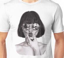She's A Lady Portrait One Unisex T-Shirt