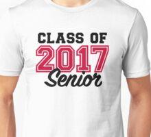 Class of 2017 Senior Unisex T-Shirt