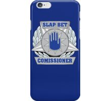 Slap Bet Commissioner iPhone Case/Skin