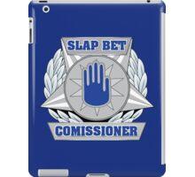 Slap Bet Commissioner iPad Case/Skin