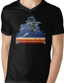 Isaiah Rashad Mens V-Neck T-Shirt