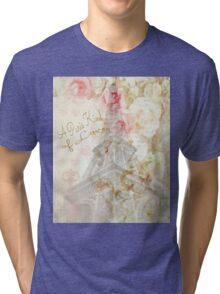 Paris Kind of Love Tri-blend T-Shirt