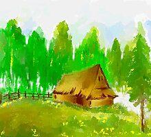 Summer by OlaG