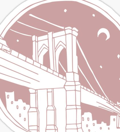 Brooklyn Bridge Sticker