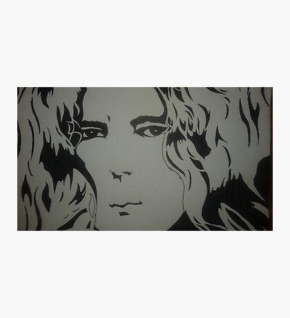 Led Zeppelin Robert Plant Pop Culture Photographic Print