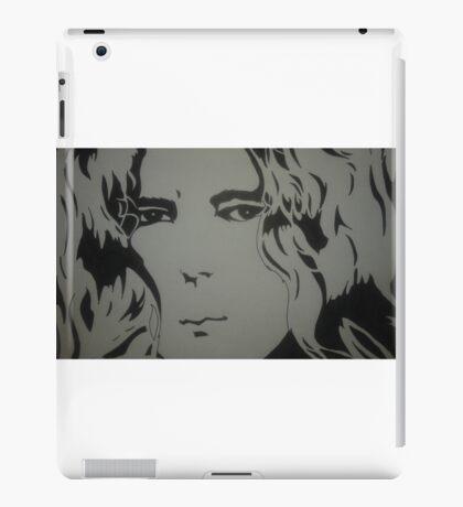 Led Zeppelin Robert Plant Pop Culture iPad Case/Skin