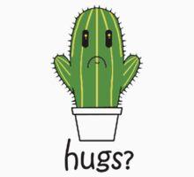 HUG ME CACTUS by awesomegift