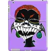 Punk Rock Alien Princess iPad Case/Skin