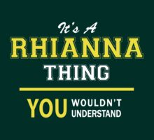 It's A RHIANNA thing, you wouldn't understand !! by satro