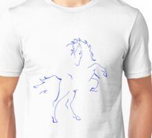 """Kelly"" the Wild Horse Unisex T-Shirt"