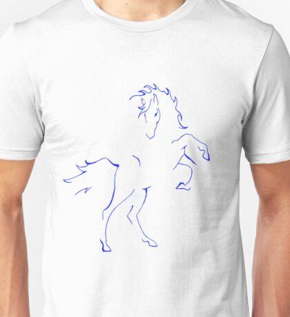 """Kelly"" the Wild Horse Unisex T-Shirt"