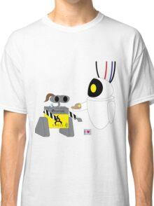 Crossover 9 - CHELL-E Classic T-Shirt
