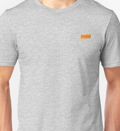 Seinfeld // Logo Unisex T-Shirt