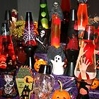 Halloween Scene by Nadya Johnson