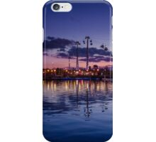 Cable Cars in the Sunset iPhone Case/Skin