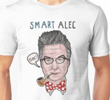 """Smart Alec"" Baldwin Unisex T-Shirt"