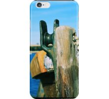 Prow of a boat iPhone Case/Skin