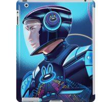 Pogo Space Suit iPad Case/Skin