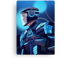 Pogo Space Suit Canvas Print